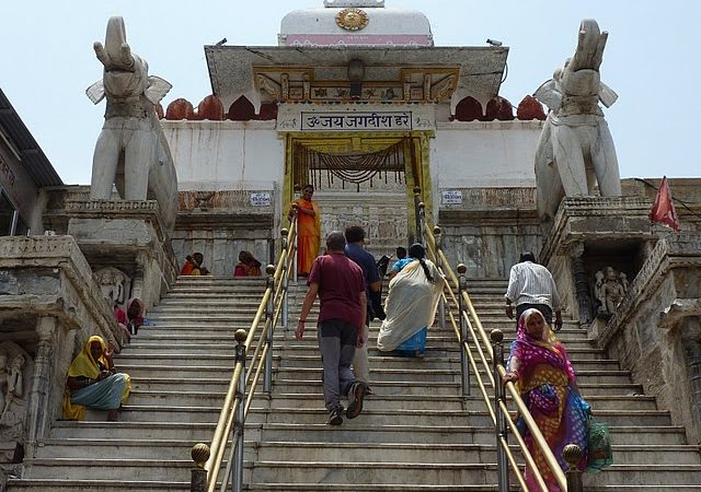 A Tourist Guide to Jagdish Mandir