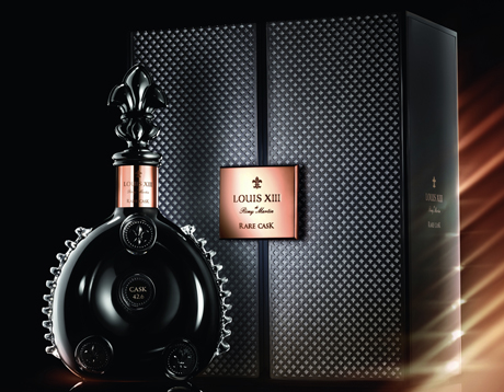 louis xiii rare cask - Remy Martin