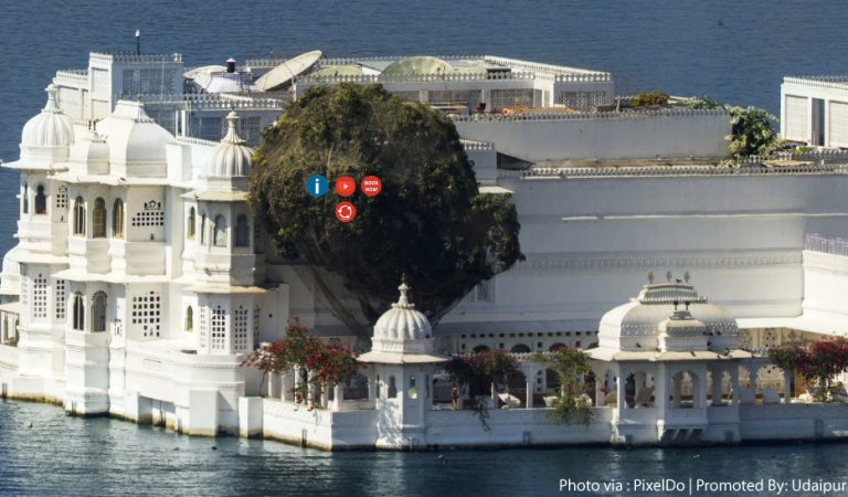 Udaipur 16 Gigapixel – India's first and largest digital interactive image