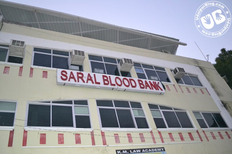 saral blood bank