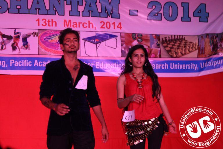 Prashantham Pacific College 2014