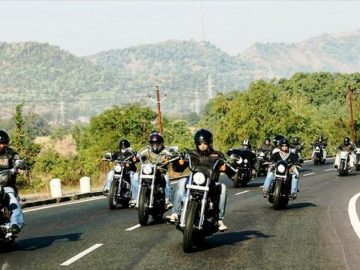 Harley Owners Group Ride