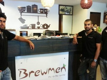 cafe brewmen