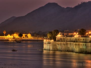 udaipur is not a desert