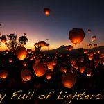 Sky Full of Lighters 2014