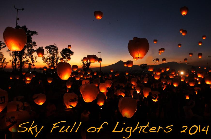 [Invitation] Sky Full of Lighters 2014