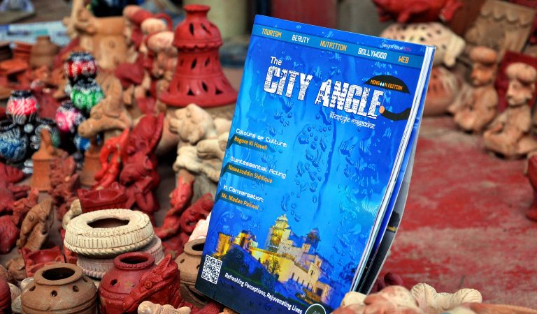 The City Angle lifestyle magazine: Monsoon Edition in stores
