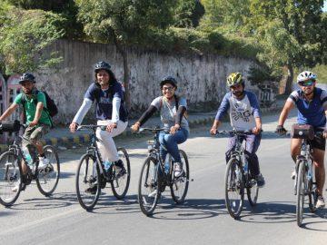 Art of Bicycle Udaipur