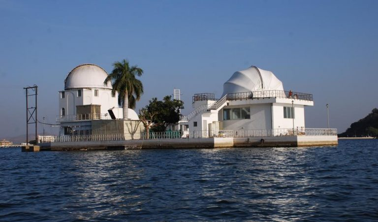 Udaipur – Home to India's biggest multi-application solar telescope