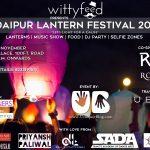 Udaipur Lantern Festival 2015