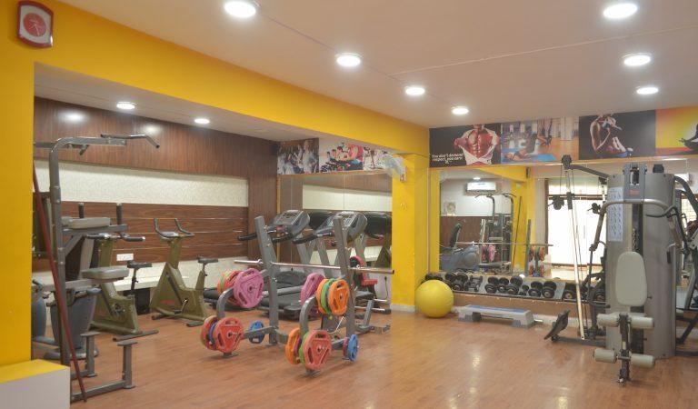 RNOLD FITNESS GYM: Your Destiny to Fitness