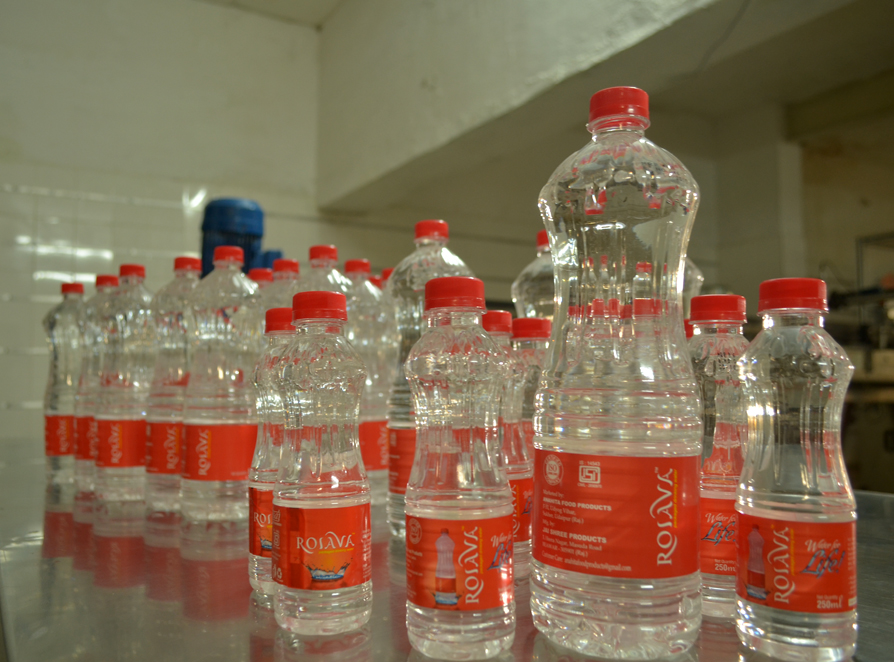 Rosava – Packaged Drinking Water | 'Water For Life'