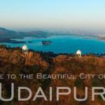 Udaipur Aerial Video