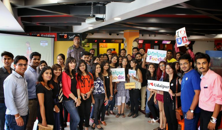 1st Udaipur Food Drive concluded – The FUN of Foodies in Udaipur