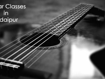 Guitar Classes in Udaipur