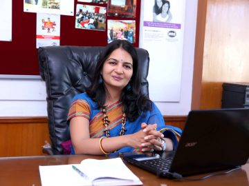 Mrs. Neelkamal Agrawal
