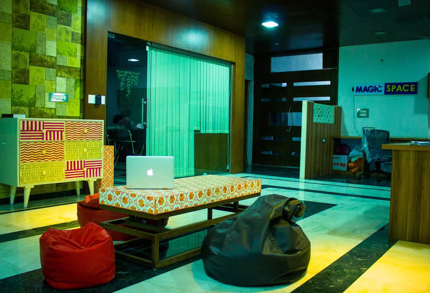 Magic Space (First Co-Working Space​ in Udaipur)