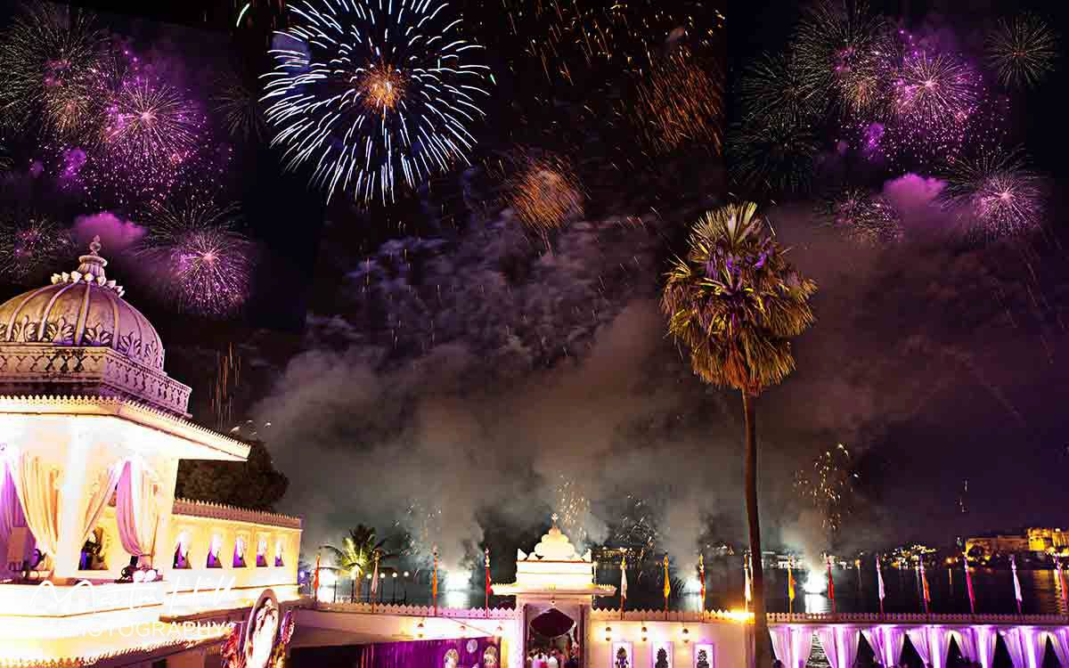 Know about the Best Parties in Udaipur to welcome New Year 2017