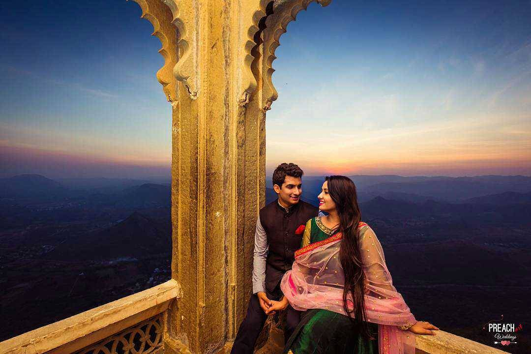 Top Places for Pre-Wedding Shoots in Udaipur