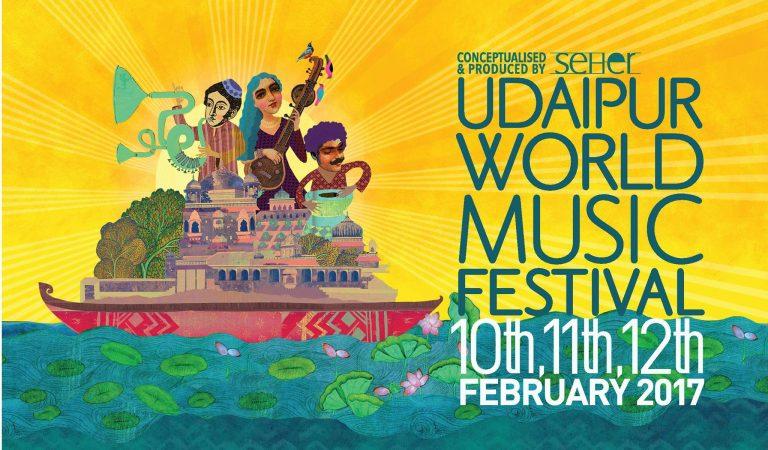 Udaipur World Music Festival 2017 [Schedule & Details]