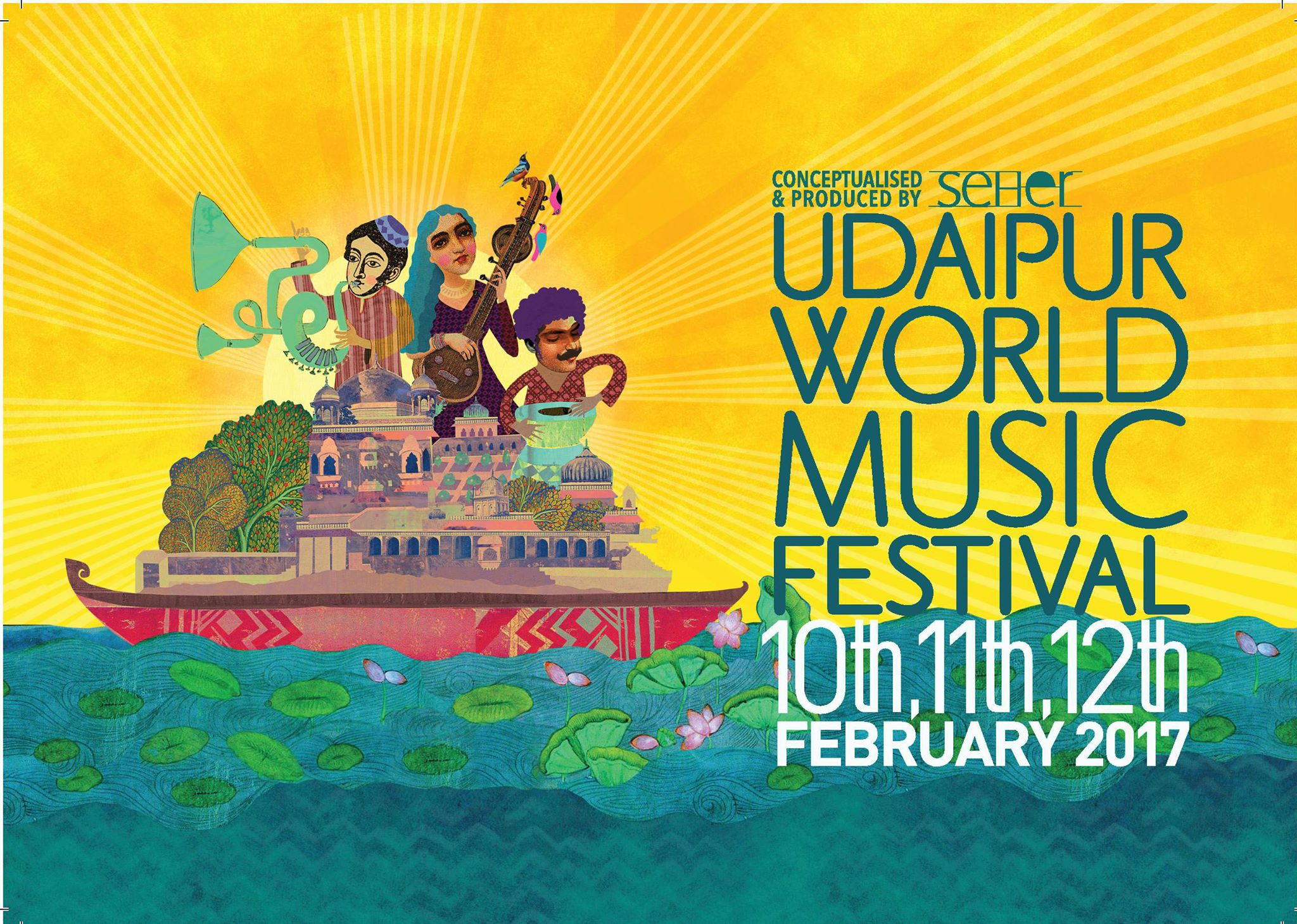 World Music Festival 2017 Udaipur