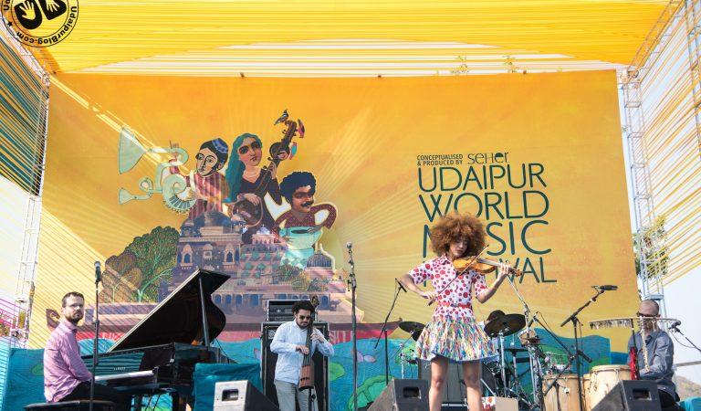 Splendid Ending Day 3: Udaipur World Music Festival 2017