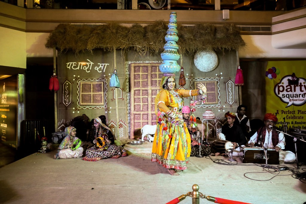Mharo Rajasthan: The Rajasthani Fest of Celebration Mall