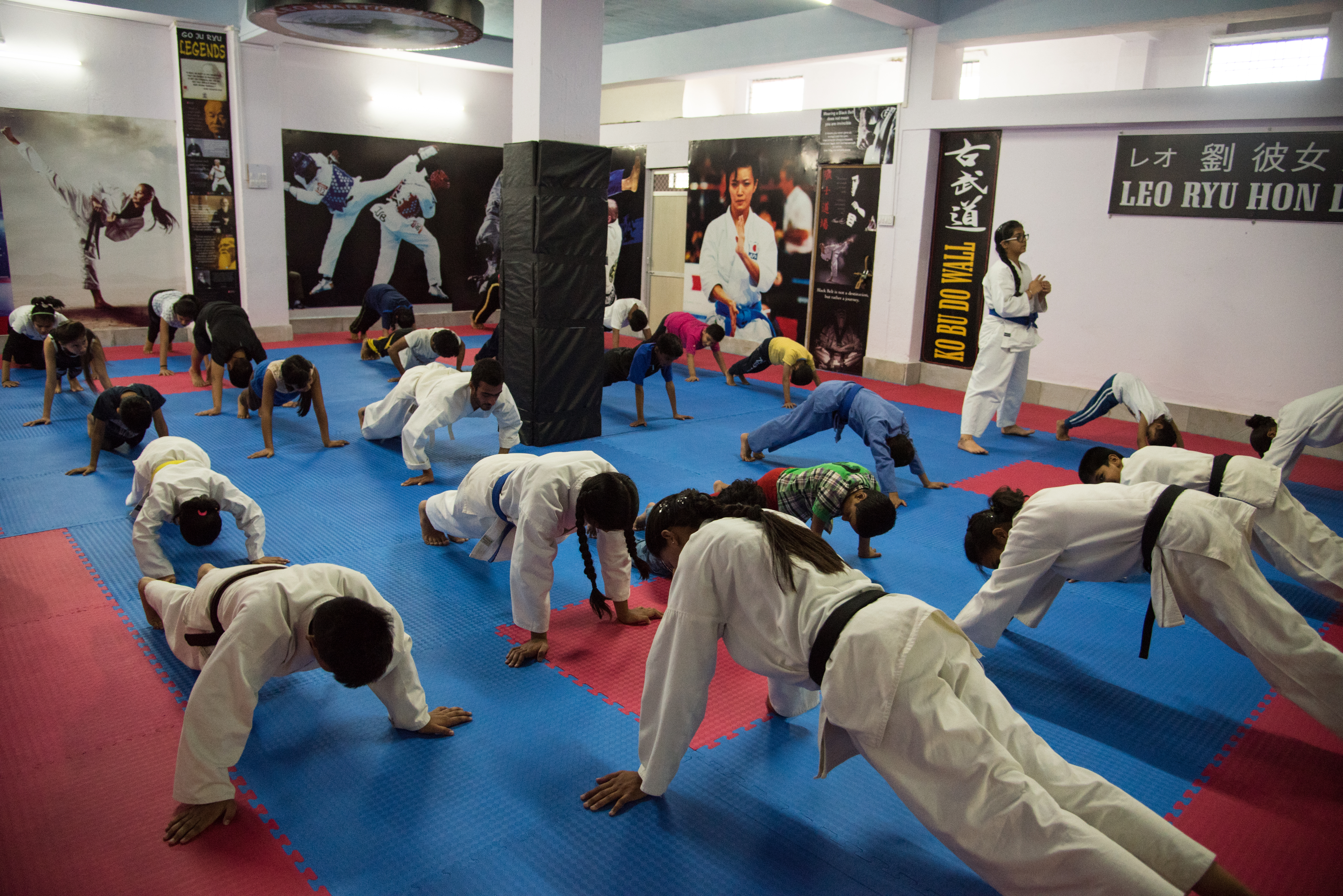Train With The Best: Leo Martial Arts Academy