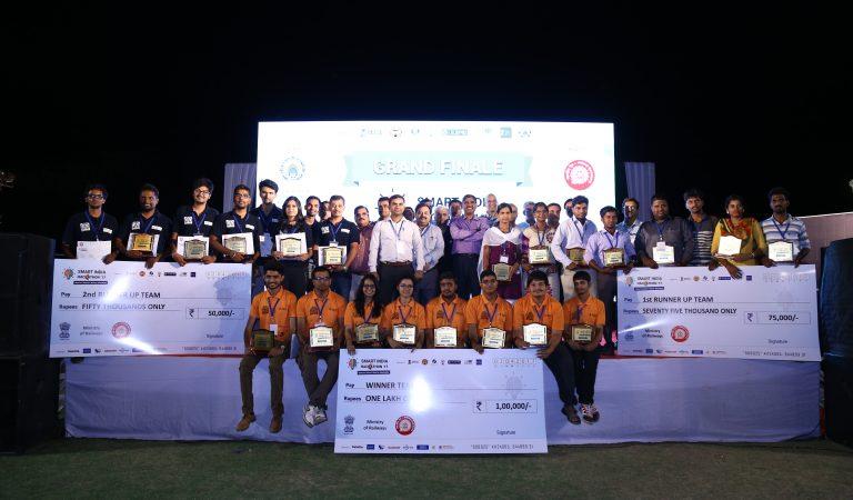 The World's Biggest Hackathon at Techno India NJR