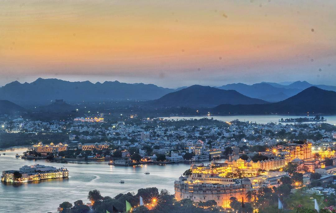 Reason to celebrate! Udaipur has been featured in list of top 15 cities of the world, ahead of Mumbai & Delhi