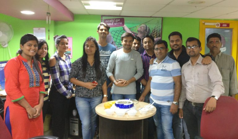 94.3 MY FM Udaipur Connected With Hearts Celebrating 10 Years Of Success