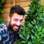 Selfie-with-Plant-to-promote-aforestation