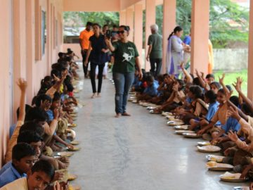 Robinhood Army - Udaipur