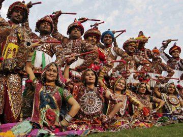 India Navratri Festiva