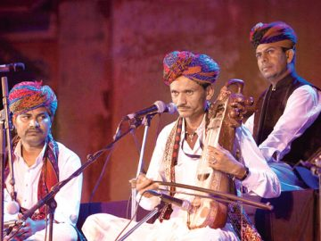 Know the music of Rajasthan: Langa and Manganiyar