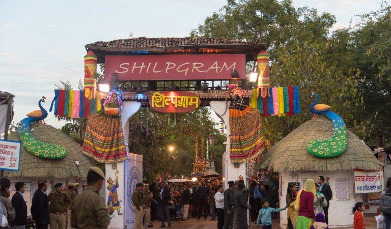 Shilpgram Utsav Program Schedule: Showcasing the Beauty of the Eclectic Indian Culture