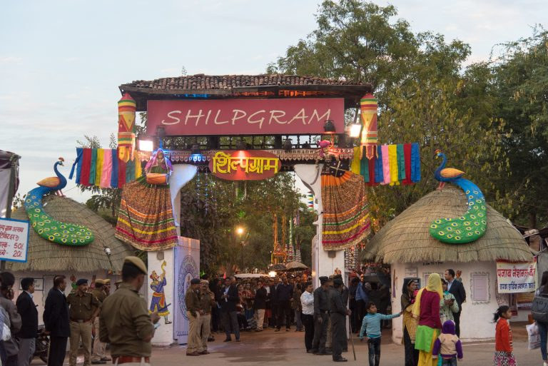Shilpgram Utsav: Showcasing the Beauty of the Eclectic Indian Culture
