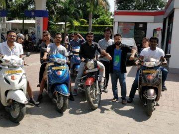 List of Bike Rentals in Udaipur
