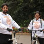 Cyclists Touring India To Support Polio Eradication are in Udaipur, Know Why!