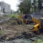 Ahar Cleaning Photo via UdaipurTimes