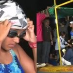 Gauri Singhvi from Udaipur swims 48 Km, Makes a new record!