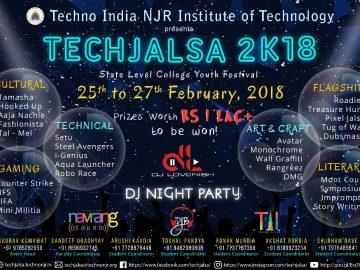 TechJalsa 2k18