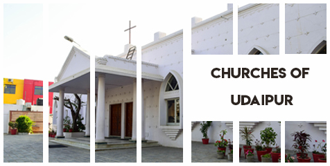 Churches of Udaipur