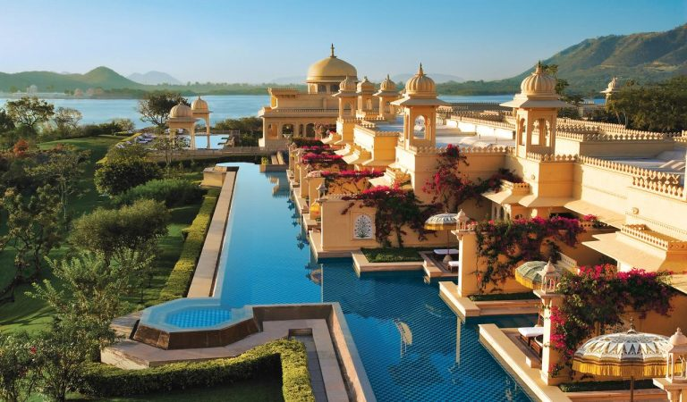 A list of the Best Hotels and Resorts of Udaipur