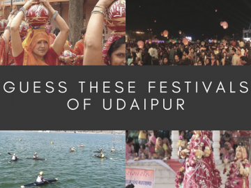 Guess these festivals in Udaipur