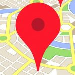 Name the google maps' version of places in Udaipur