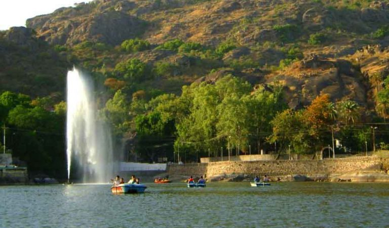 Weekend getaways near Udaipur