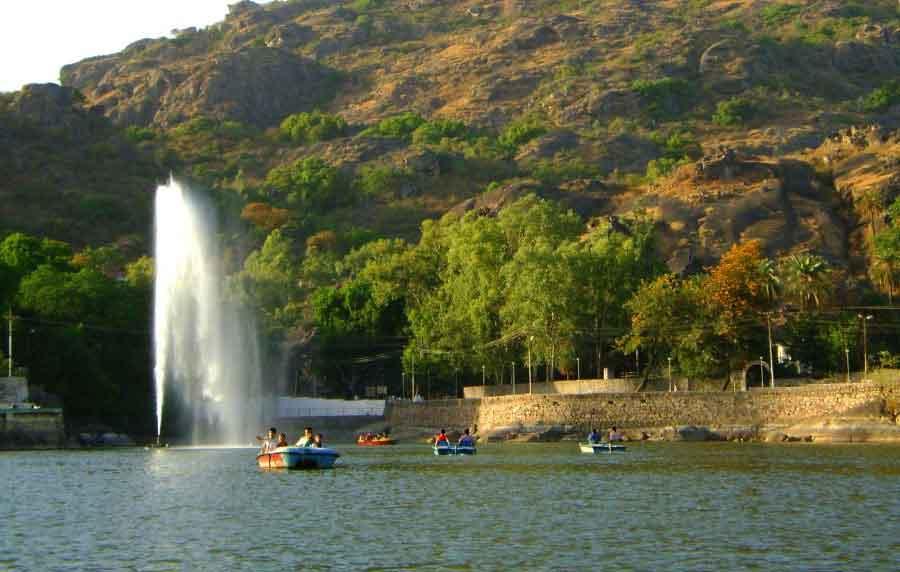 Weekend getaways near Udaipur