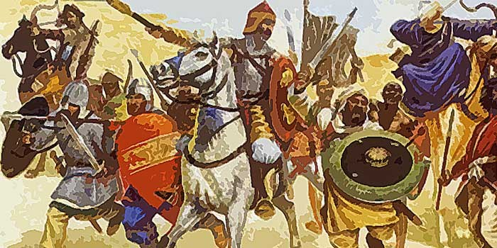 हठी हम्मीर सिंह की कहानी