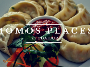 Craving for Momos? Here are the best places in Udaipur!
